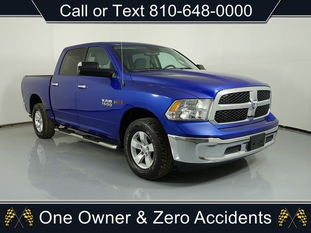 2016 Ram 1500 Crew Cab 4x4, Pickup #32189P - photo 1