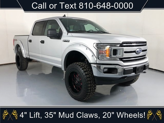 2019 F-150 SuperCrew Cab 4x4, Pickup #32210P - photo 1