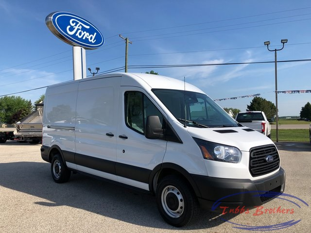 2019 Transit 250 Med Roof 4x2, Empty Cargo Van #32256P - photo 1