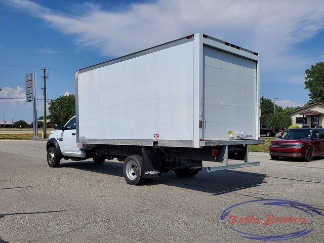 2017 Ram 5500 Regular Cab DRW 4x2, Dry Freight #32418P - photo 1