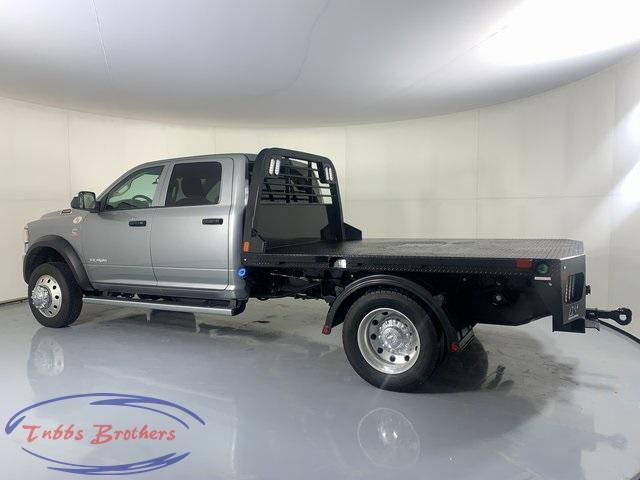 2020 Ram 5500 Crew Cab DRW 4x4, CM Truck Beds Platform Body #32555 - photo 1