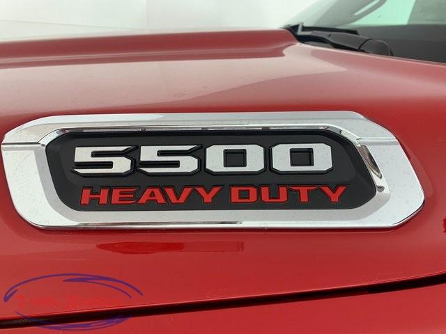 2020 Ram 5500 Regular Cab DRW 4x4,  Bostick Truck Center Dump Body #32673 - photo 6
