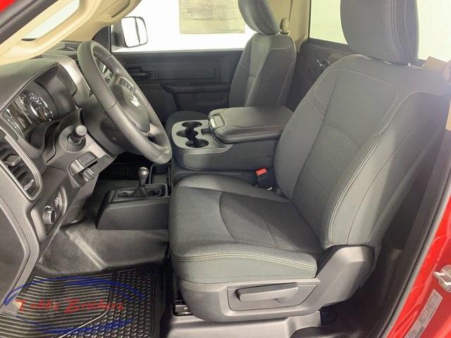 2020 Ram 5500 Regular Cab DRW 4x4,  Bostick Truck Center Dump Body #32673 - photo 2