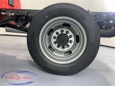 2020 Ram 5500 Regular Cab DRW 4x4,  Bostick Truck Center Dump Body #32673 - photo 18