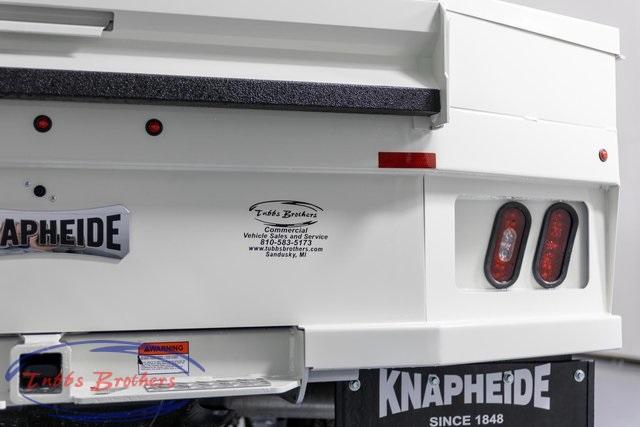 2020 Ram 5500 Crew Cab DRW 4x4, Knapheide PGND Gooseneck Hauler Body #32899 - photo 9