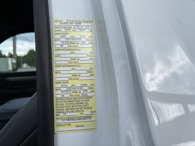 2021 Ram 5500 Regular Cab DRW 4x2, 16' Freight Body #33314 - photo 3