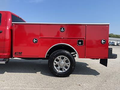 2021 Ram 3500 Crew Cab 4x4,  CM Truck Beds Service Body #33335 - photo 14