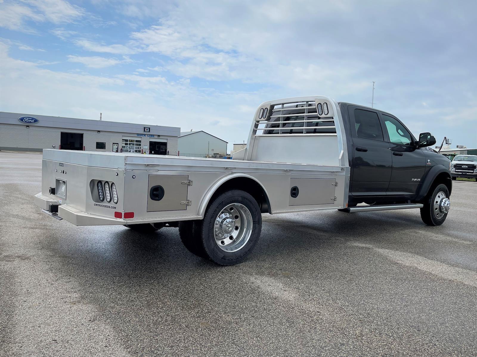 2021 Ram 5500 Crew Cab DRW 4x4,  CM Truck Beds AL SK Model Hauler Body #33460 - photo 2