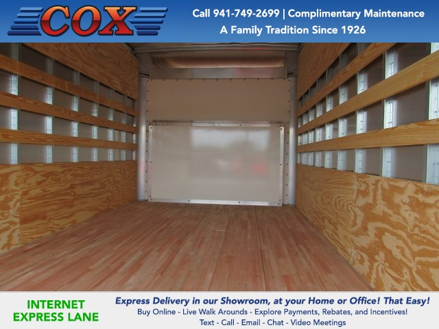 2020 Express 3500 4x2, Knapheide KCA Cutaway Van #0G120764 - photo 17