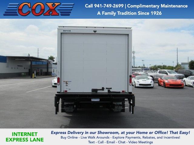 2020 Chevrolet Express 3500 4x2, Knapheide Cutaway Van #0G120764 - photo 1