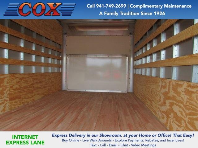 2020 Express 3500 4x2, Knapheide KCA Cutaway Van #0G122634 - photo 17