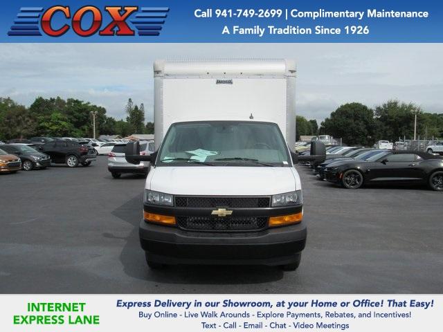 2020 Express 3500 4x2, Knapheide KCA Cutaway Van #0G122634 - photo 4