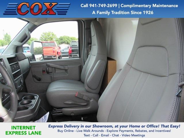 2020 Express 3500 4x2, Knapheide KCA Cutaway Van #0G122634 - photo 6