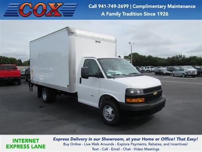 2020 Express 3500 4x2, Knapheide KCA Cutaway Van #0G122634 - photo 3