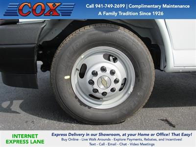2020 Express 3500 4x2, Knapheide KCA Cutaway Van #0G122634 - photo 5