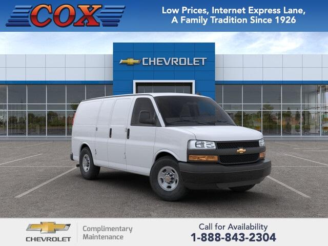 2020 Express 2500 4x2, Adrian Steel Upfitted Cargo Van #0G124396 - photo 1