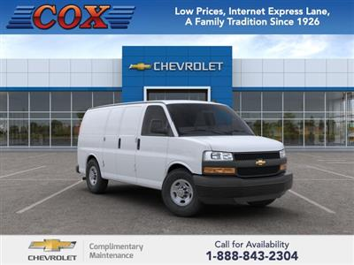 2020 Express 2500 4x2, Adrian Steel Commercial Shelving Upfitted Cargo Van #0G127732 - photo 1