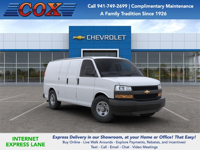 2020 Express 2500 4x2, Empty Cargo Van #0G145665 - photo 1
