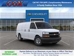 2020 Express 2500 4x2, Empty Cargo Van #0G145665 - photo 1
