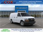 2020 Express 2500 4x2, Empty Cargo Van #0G145871 - photo 1