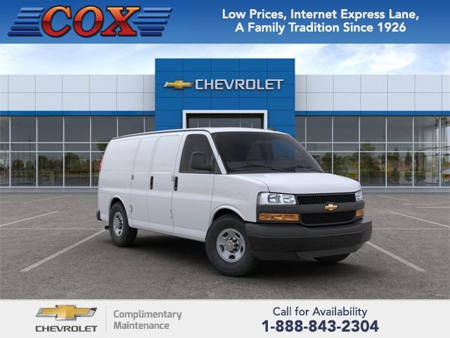 2020 Express 2500 4x2, Empty Cargo Van #0G146053 - photo 1