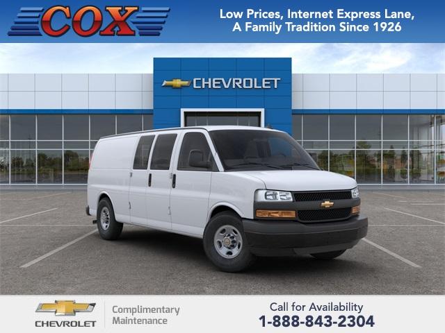 2020 Express 2500 4x2, Empty Cargo Van #0G188273 - photo 1