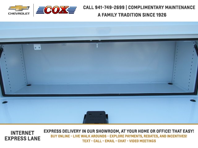 2020 Chevrolet Express 3500 4x2, Knapheide KUV Service Utility Van #0G195474 - photo 10