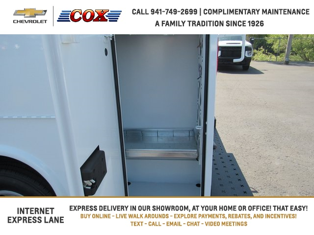 2020 Chevrolet Express 3500 4x2, Knapheide KUV Service Utility Van #0G195474 - photo 11