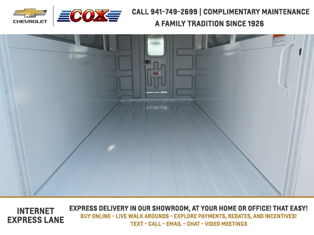 2020 Express 3500 4x2, Knapheide KUV Service Utility Van #0G195474 - photo 13