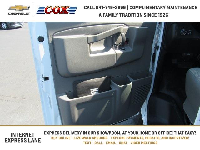 2020 Express 3500 4x2, Knapheide KUV Service Utility Van #0G195474 - photo 5