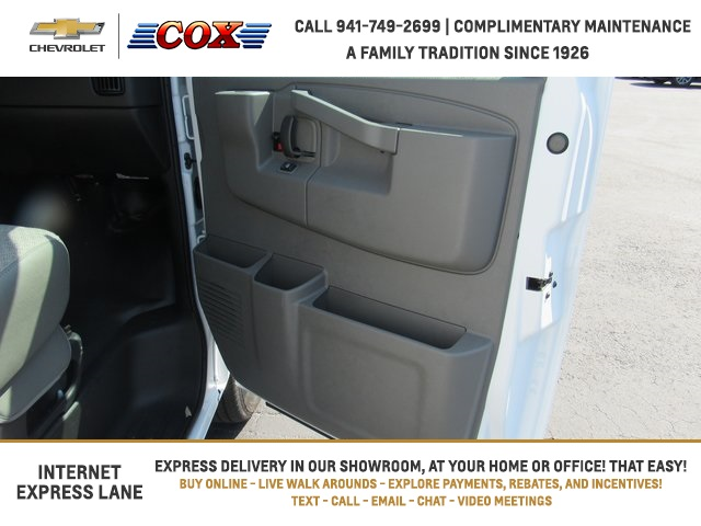 2020 Express 3500 4x2, Knapheide KUV Service Utility Van #0G195474 - photo 6