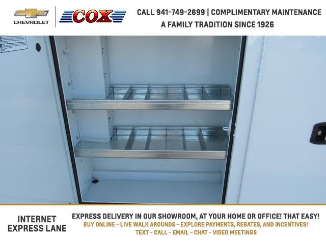 2020 Chevrolet Express 3500 4x2, Knapheide KUV Service Utility Van #0G195474 - photo 8