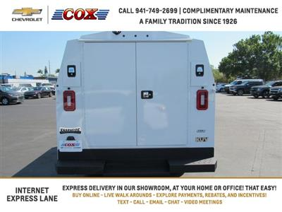 2020 Chevrolet Express 3500 4x2, Knapheide KUV Service Utility Van #0G195474 - photo 2