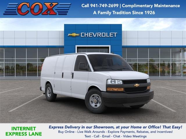 2020 Express 2500 4x2, Empty Cargo Van #0G205095 - photo 1