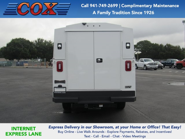 2020 Express 3500 4x2, Knapheide Service Utility Van #0G208888 - photo 1