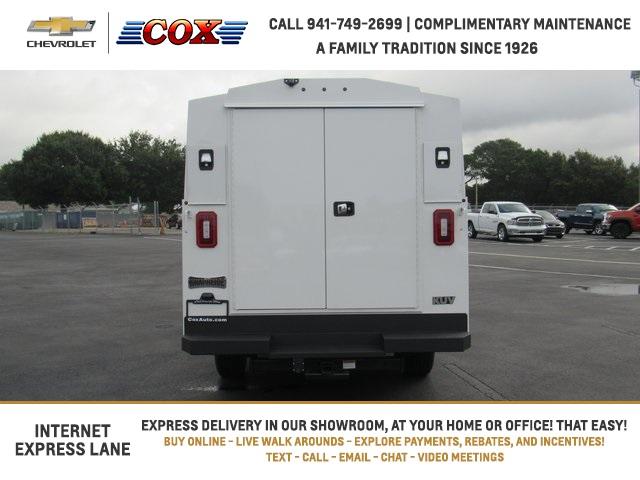 2020 Express 3500 4x2, Knapheide Service Utility Van #0G209012 - photo 1