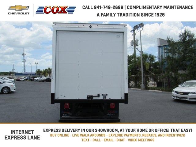 2020 Chevrolet Express 3500 4x2, J&B Truck Body Cutaway Van #0G213408 - photo 1