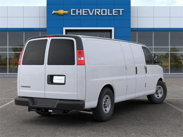 2020 Chevrolet Express 2500 4x2, Adrian Steel Upfitted Cargo Van #0G238006 - photo 1