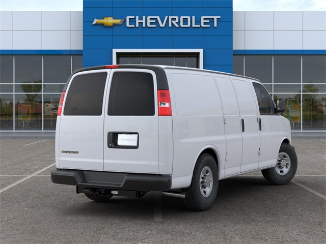 2020 Chevrolet Express 2500 4x2, Adrian Steel Upfitted Cargo Van #0G239985 - photo 1