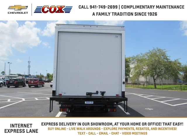 2020 Chevrolet LCF 4500XD Regular Cab 4x2, J&B Truck Body Dry Freight #0HK01097 - photo 1