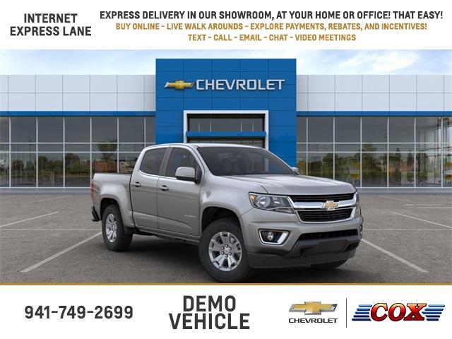 2020 Chevrolet Colorado Crew Cab 4x2, Pickup #0LD61792 - photo 1