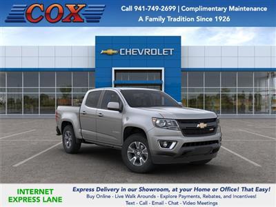 2020 Colorado Crew Cab 4x4, Pickup #0L210020 - photo 1