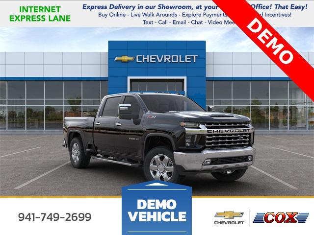 2020 Chevrolet Silverado 2500 Crew Cab 4x4, Pickup #0T141199 - photo 1
