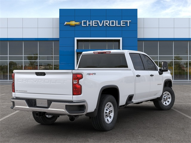 2020 Silverado 2500 Crew Cab 4x4, Pickup #0T192293 - photo 1
