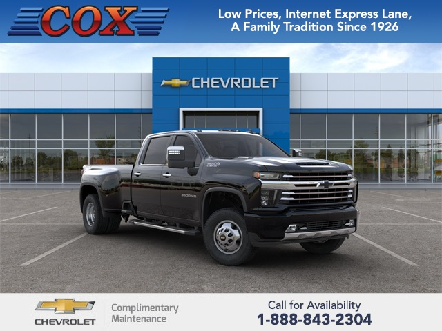 2020 Silverado 3500 Crew Cab 4x4, Pickup #0T221628 - photo 1