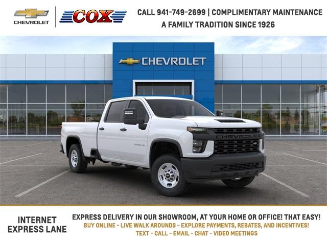 2020 Chevrolet Silverado 2500 Crew Cab 4x2, Pickup #0T225493 - photo 1