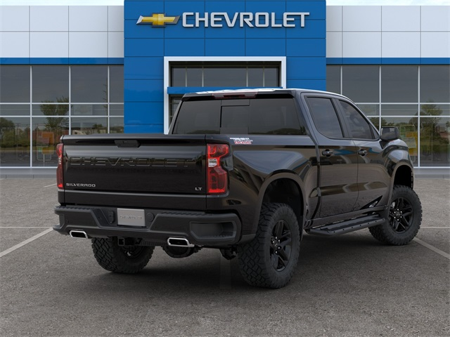2020 Silverado 1500 Crew Cab 4x4, Pickup #0T233430 - photo 1