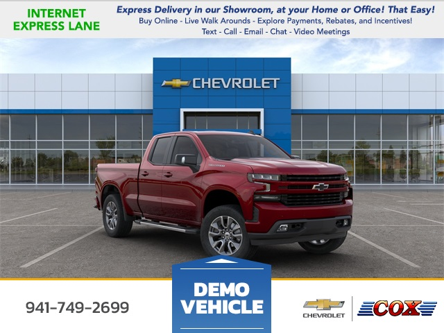 2020 Silverado 1500 Double Cab 4x2, Pickup #0T263521 - photo 1