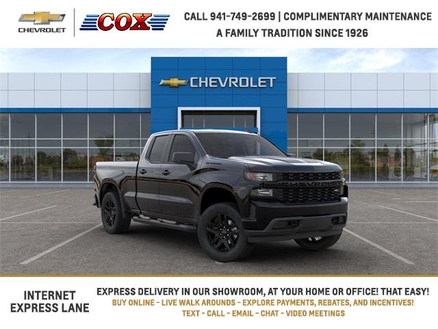2020 Chevrolet Silverado 1500 Double Cab 4x2, Pickup #0T285141 - photo 1