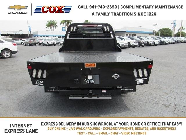 2020 Chevrolet Silverado 3500 Crew Cab DRW 4x4, CM Truck Beds Platform Body #0T291253 - photo 1